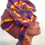 Dreadlocks Afro Tuch Shop - Afrikanische-Stoffe - Turban Rasta Dreads Africa Webshop