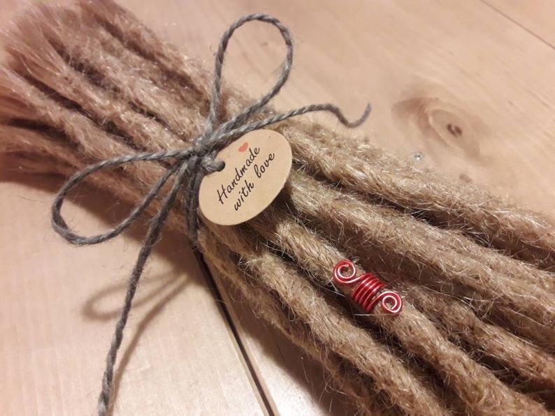 Dreadlocks-Extensions-Dreadverlängerung-Dreadlocks-Verlängerung-Dreads-Haarverlängerung-Echthaar-50cm-Dreadextensions-Shop